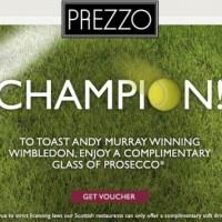 Prezzo promotion
